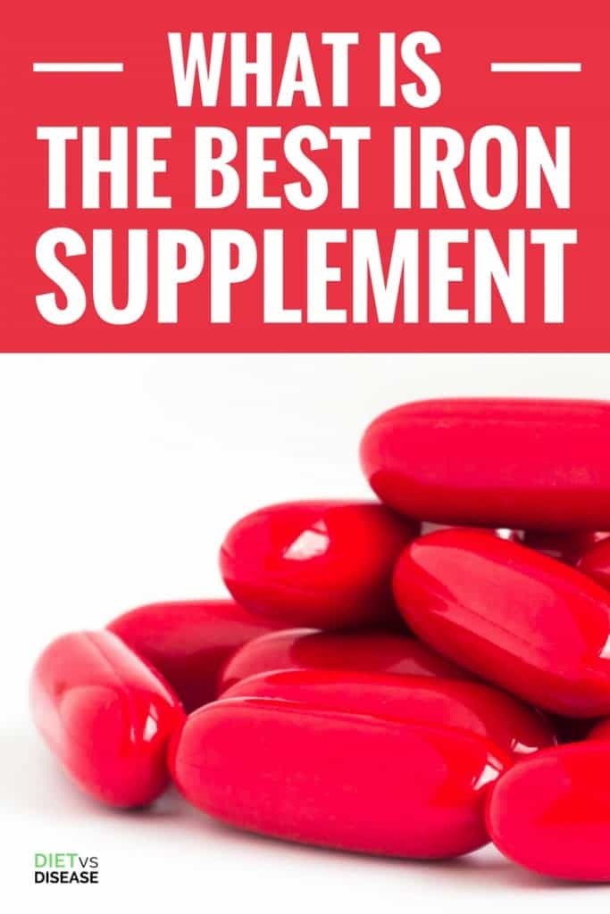 What is the best iron supplement (1)
