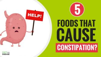 5 Foods That Cause Constipation (And What To Eat Instead)