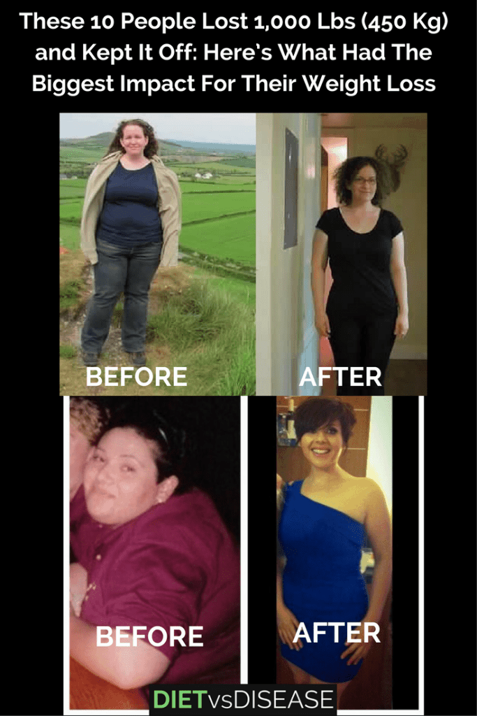 Biggest Impact For Their Weight Loss before and after