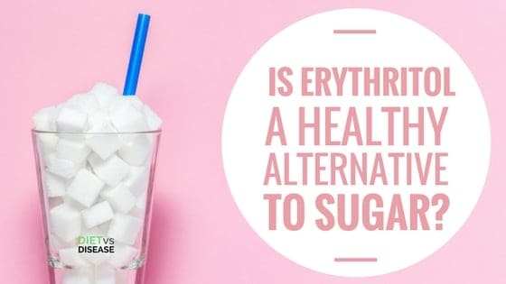 Is Erythritol a Healthy Alternative to Sugar-