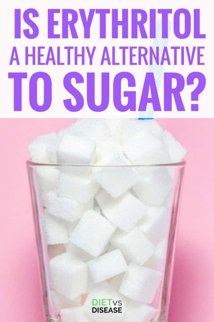 Pin Is Erythritol a Healthy Alternative to Sugar-