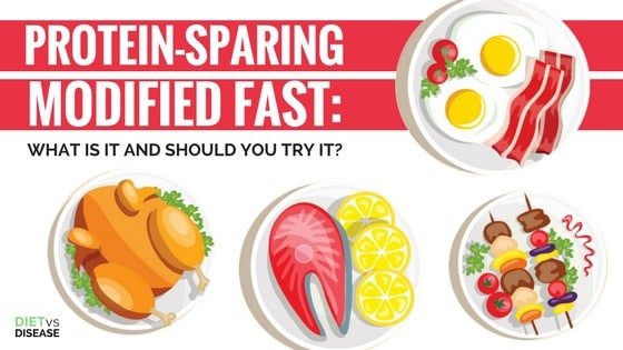 Protein-sparing modified fast_ What is it and should you try it.