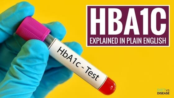 HbA1c Explained in Plain English