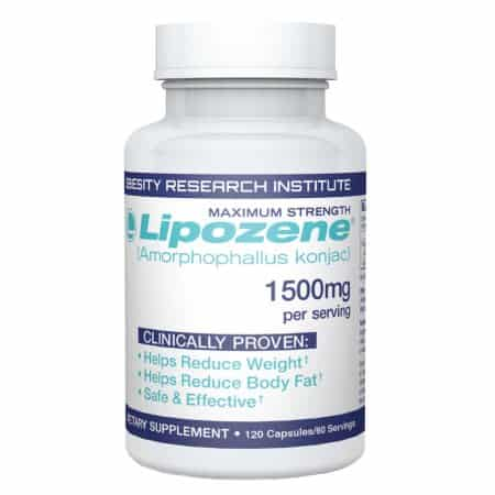 What is Lipozene?