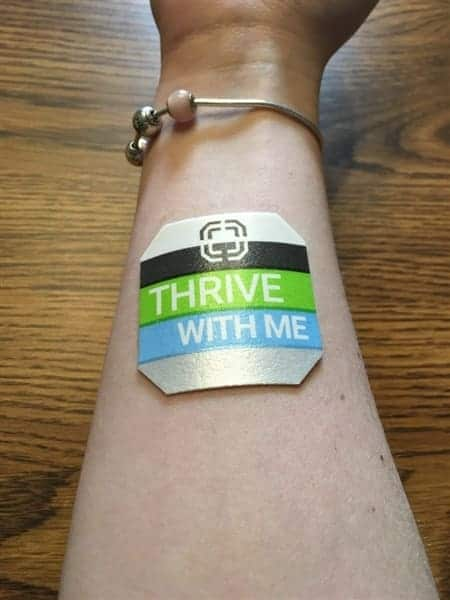 What is Thrive Patch?
