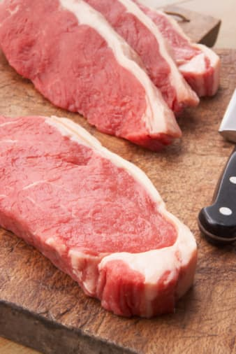 Choose Lean Meat, Poultry and Eggs Over Fatty Meats