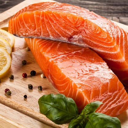 Eat At Least 2-3 Serves of Fatty Fish Per Week