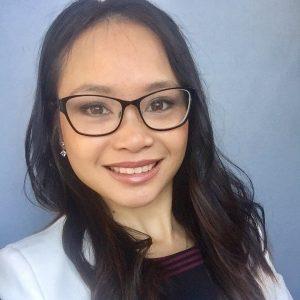 Geraldine Perez dietitian