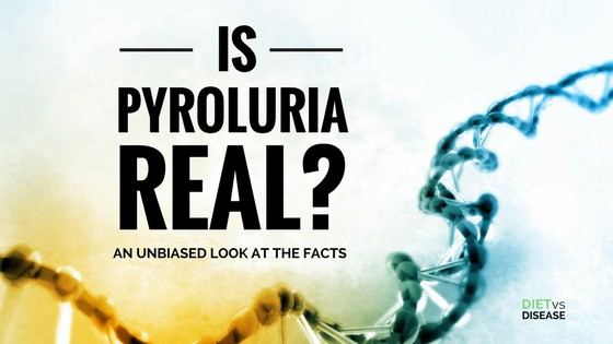 is pyroluria real