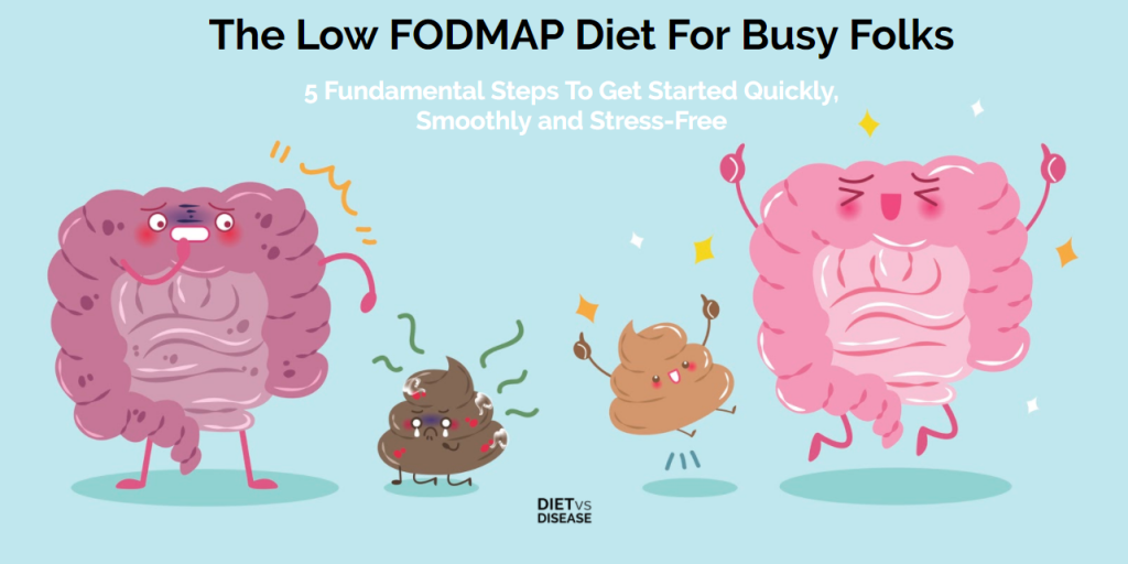 low fodmap diet for busy folks