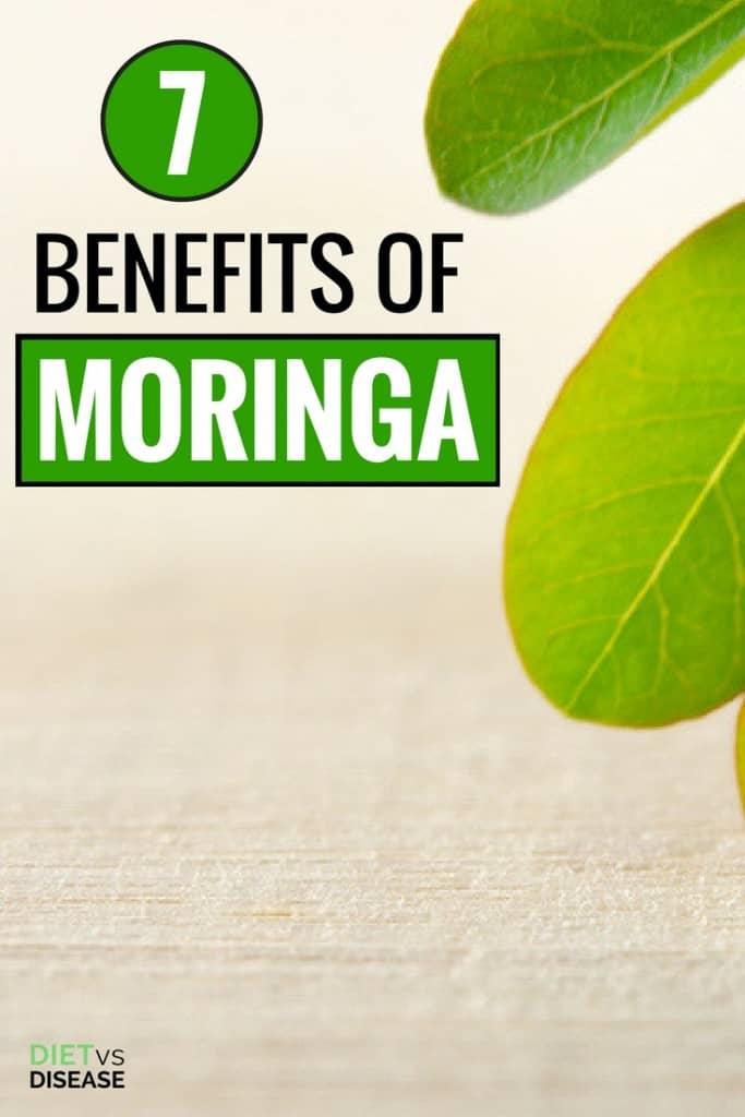 7 Benefits of Moringa