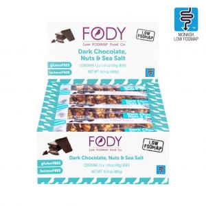 FODY Dark Chocolate Bars