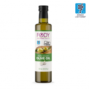 FODY Garlic Infused Olive Oil
