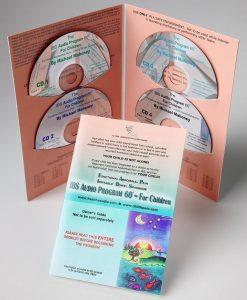 IBS audio program 60 for children