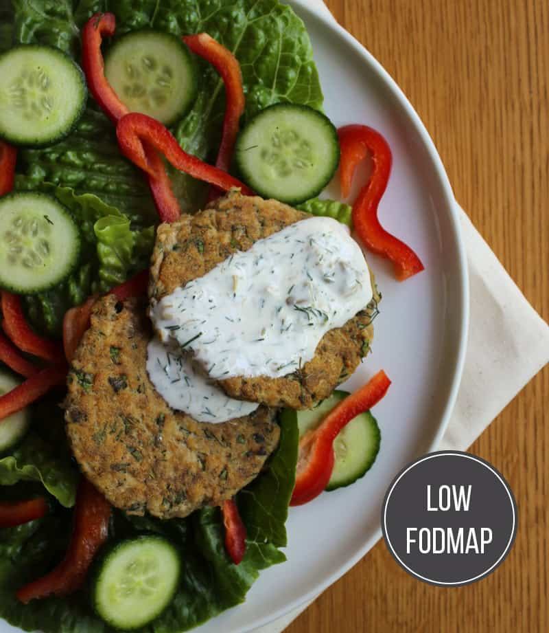 Dill & Chive Salmon Patties