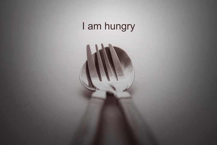 Severe Hunger
