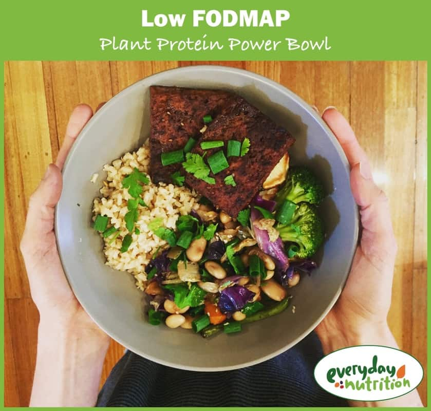Teriyaki plant protein power bowl  1