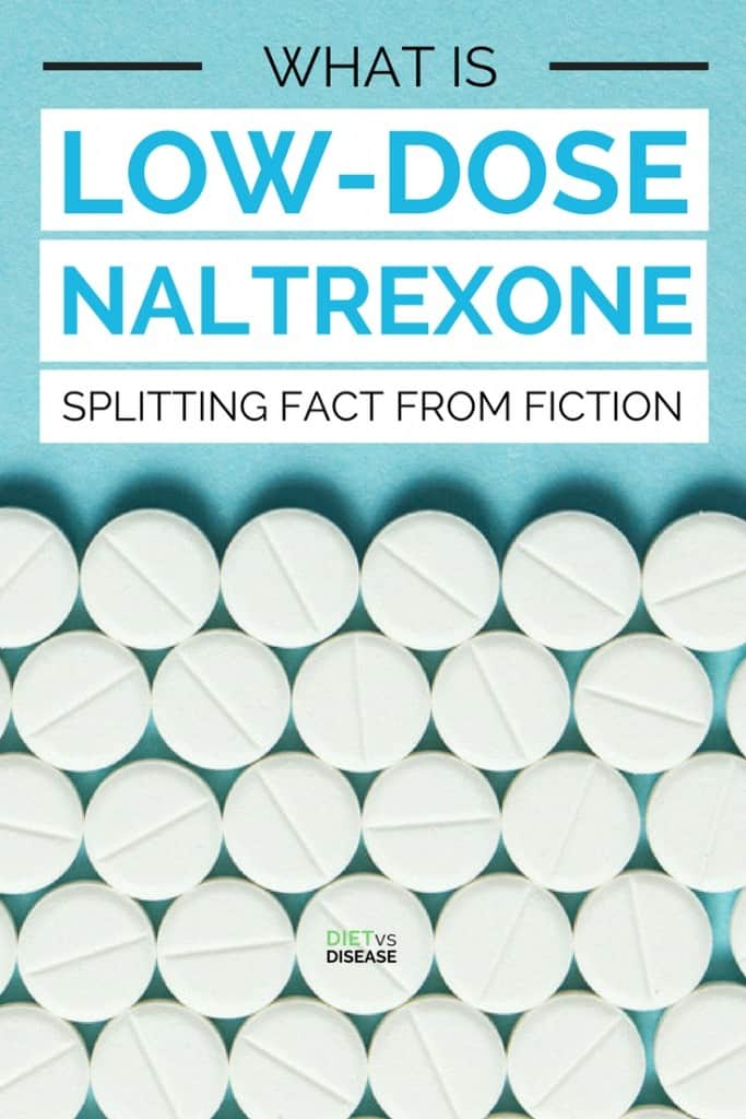 WHAT IS LOW-DOSE NALTREXONE AND WHO SHOULD USE IT PIN