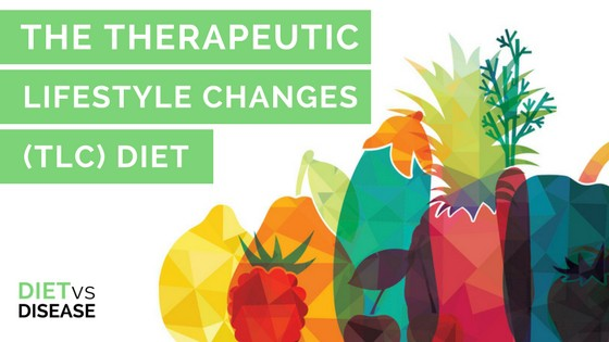 The Therapeutic Lifestyle Changes (TLC) Diet