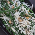 fresh green bean salad low fodmap