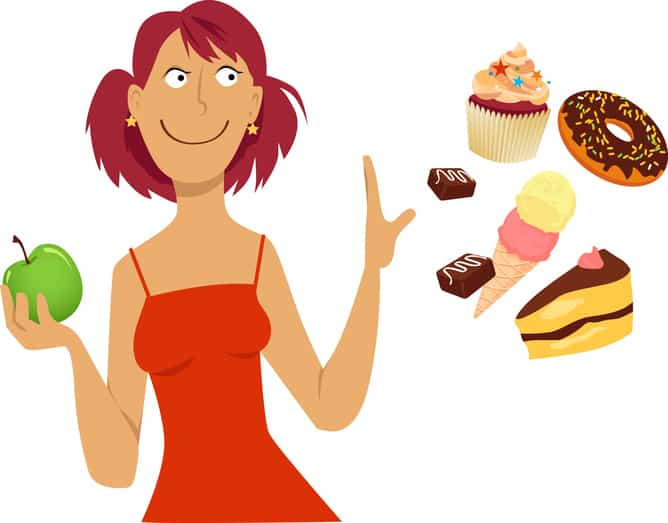 Do you have an example of someone you've worked with who was able to successfully break the habit of emotional eating?