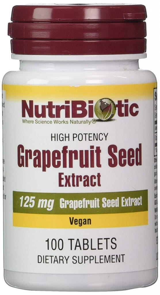 Nutribiotic GSE Tablets 1