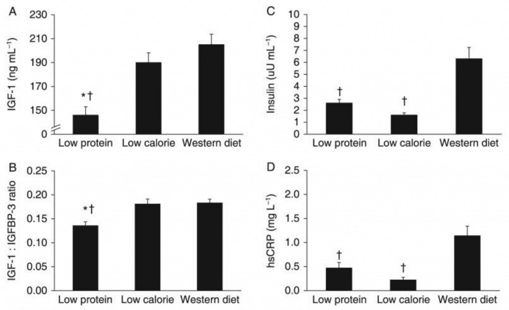 IGF-1 and Protein Intake 1