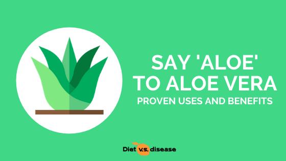 Say 'Aloe' to Aloe Vera - Proven Uses and Benefits