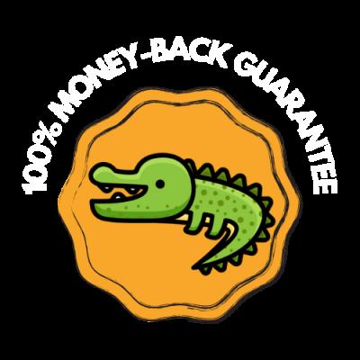 Crocodile guarantee 3